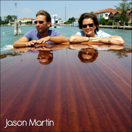 Jason Martin, Murano, July 2013.