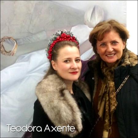 Teodora Axente, Galleia Doris Ghetta, Ortisei, 2016